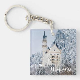 Schloss Neuschwanstein Keychain
