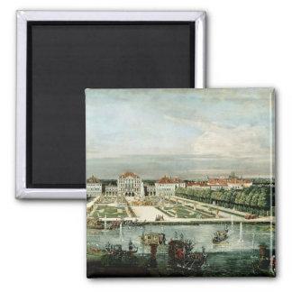 Schloss Nymphenburg, 1761 Imán Cuadrado