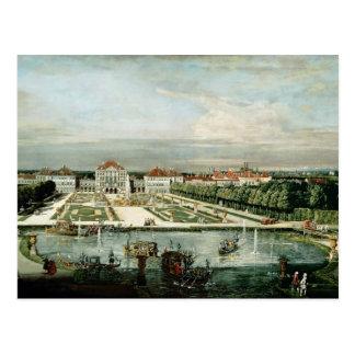 Schloss Nymphenburg, 1761 Postal
