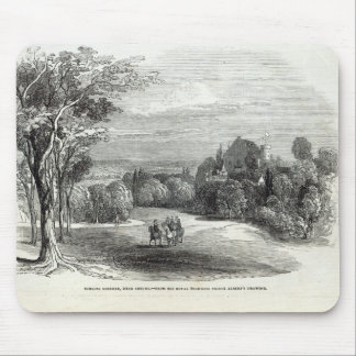 Schloss Rosenau, near Coburg Mouse Pad