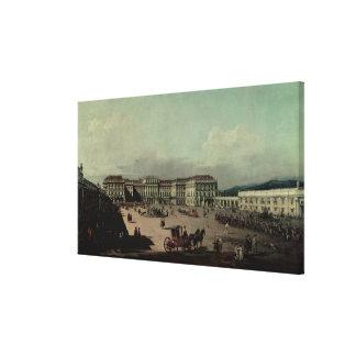 Schloss Schonbrunn, 1759-60 Impresiones En Lona Estiradas