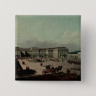Schloss Schonbrunn, 1759-60 Pinback Button