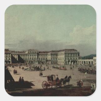 Schloss Schonbrunn, 1759-60 Stickers