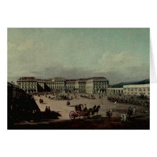 Schloss Schonbrunn, 1759-60 Tarjeta De Felicitación