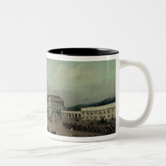 Schloss Schonbrunn, 1759-60 Two-Tone Coffee Mug