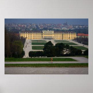 Schloss Schönbrunn Poster