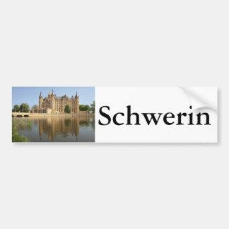Schloss Schwerin Bumper Sticker