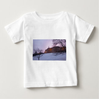 Schloss Wilhelmshoehe Kassel - Winter bliss Baby T-Shirt