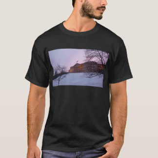 Schloss Wilhelmshoehe Kassel - Winter bliss T-Shirt