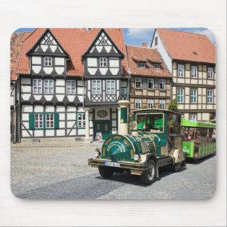 Schlossberg in Quedlinburg Mouse Pad