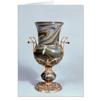 Schmelzglas by Salviati and Co. of Venice Card