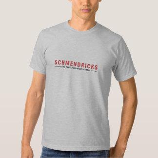 Schmendricks Men's Logo T T Shirt