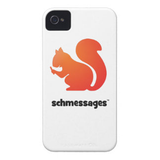 Schmessages Barely There case iPhone 4 Case-Mate Case