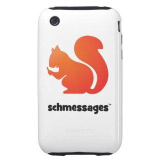 Schmessages™ iPhone 3G/3GS Case-Mate Tough Tough iPhone 3 Case