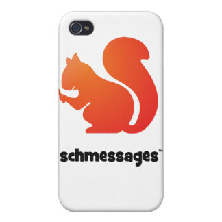 Schmessages Speck® Fitted™ Hard Shell Case