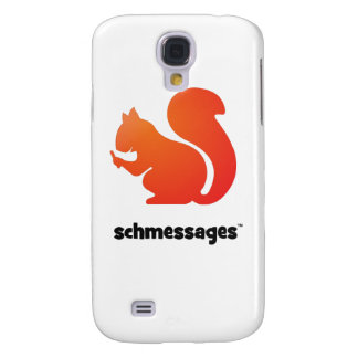 Schmessages Speck® Fitted™ Hard Shell Case Samsung Galaxy S4 Covers