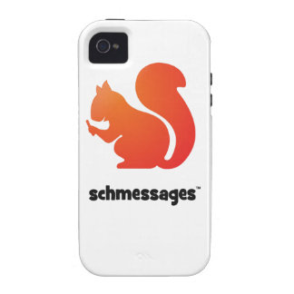 Schmessages Tough Case Vibe iPhone 4 Covers
