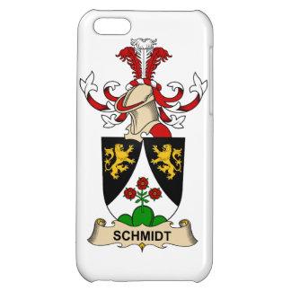 Schmidt Family Crest Case For iPhone 5C