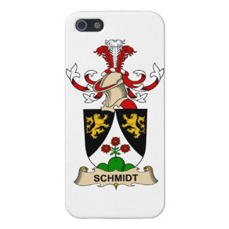 Schmidt Family Crest Cases For iPhone 5