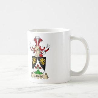 Schmidt Family Crest Mugs