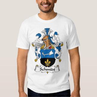 Schmidt Family Crest T-shirt