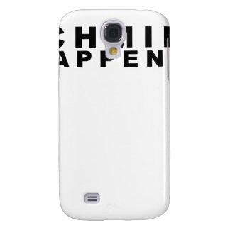 Schmidt Happens.png Funda Para Galaxy S4