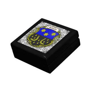 Schmidt (Saar-Rhine) Family Arms Gift Box