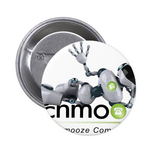 schmoozebot-lyning down.png 2 inch round button