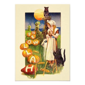 Schmucker: Halloween Field Card