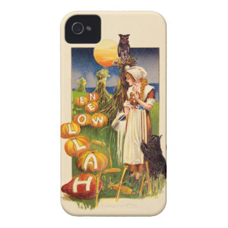 Schmucker: Halloween Field iPhone 4 Cover