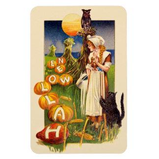 Schmucker: Halloween Field Magnet