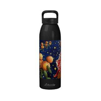 Schmucker: Halloween Night Reusable Water Bottle