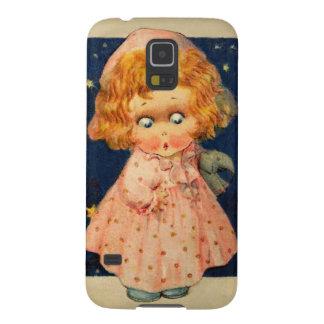 Schmucker: Halloween Pumpkins Galaxy S5 Case