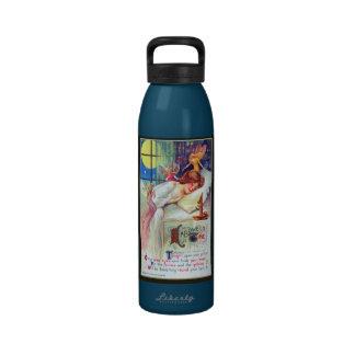 Schmucker: Halloween Time Reusable Water Bottle