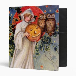 Schmucker: On Halloween 3 Ring Binder