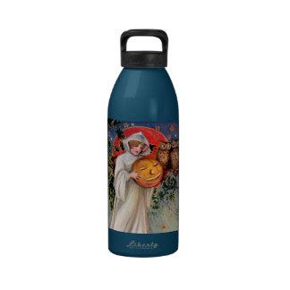 Schmucker: On Halloween Drinking Bottles