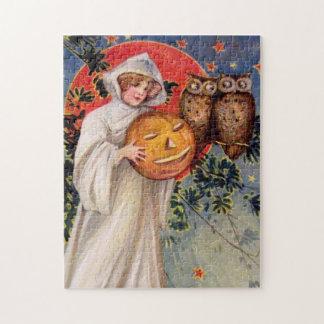 Schmucker: On Halloween Jigsaw Puzzle