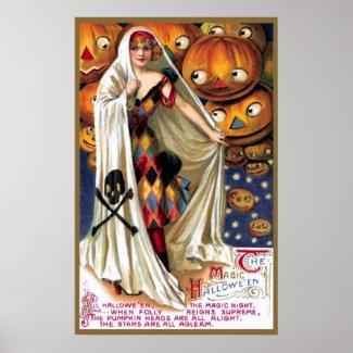 Samuel Schmucker: The Magic Halloween
