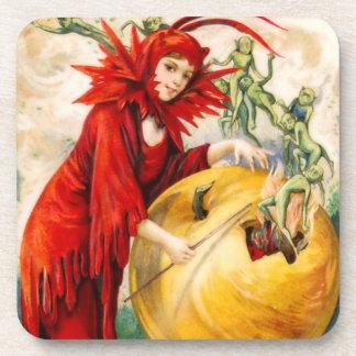 Schmucker: Witch's Wand Beverage Coasters