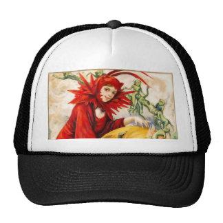 Schmucker: Witch's Wand Trucker Hat