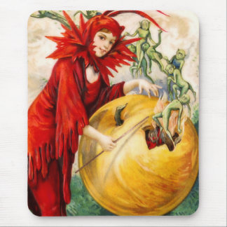 Schmucker: Witch's Wand Mouse Pad