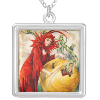 Schmucker: Witch's Wand Personalized Necklace
