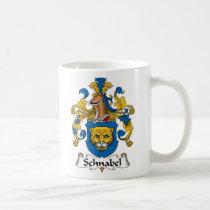 Schnabel Family Crest Mug