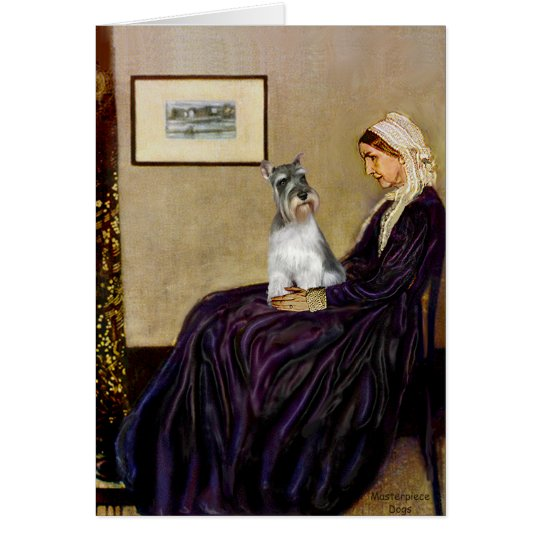 Schnauzer 11N - Whistlers Mother Card