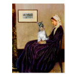 Schnauzer 11N - Whistlers Mother Post Cards