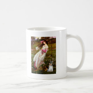 Schnauzer 11N - Windflowers Coffee Mugs