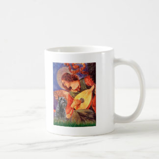 Schnauzer 12 - Mandolin Angel Coffee Mug