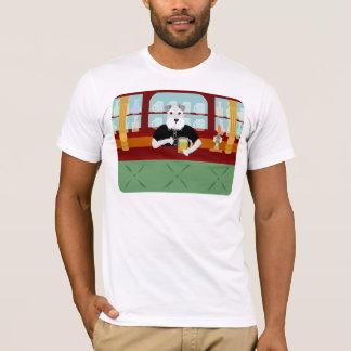 Schnauzer Beer Pub T-Shirt