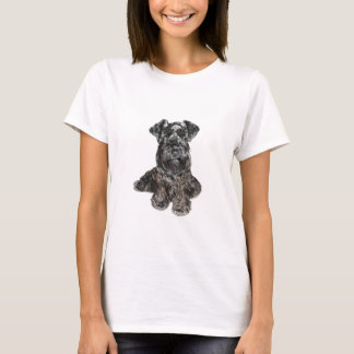 Schnauzer (black) T-Shirt