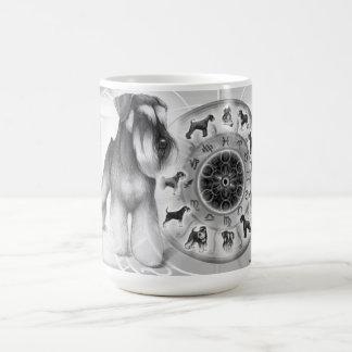 Schnauzer cup